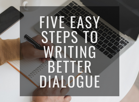 5 Steps to Writing Better Dialogue