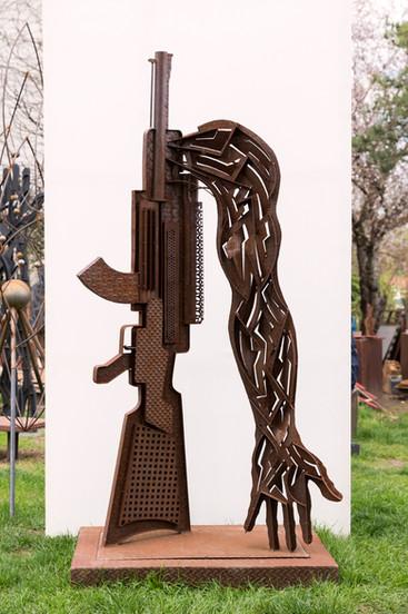 Sculpture Michel BATLLE