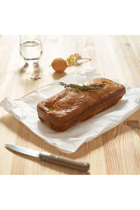 Cake abricots romarin