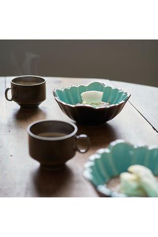 Glace vanille et crème de marron