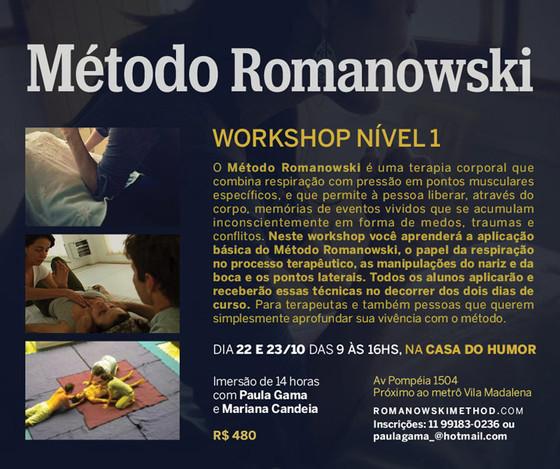 Workshop Nível 1