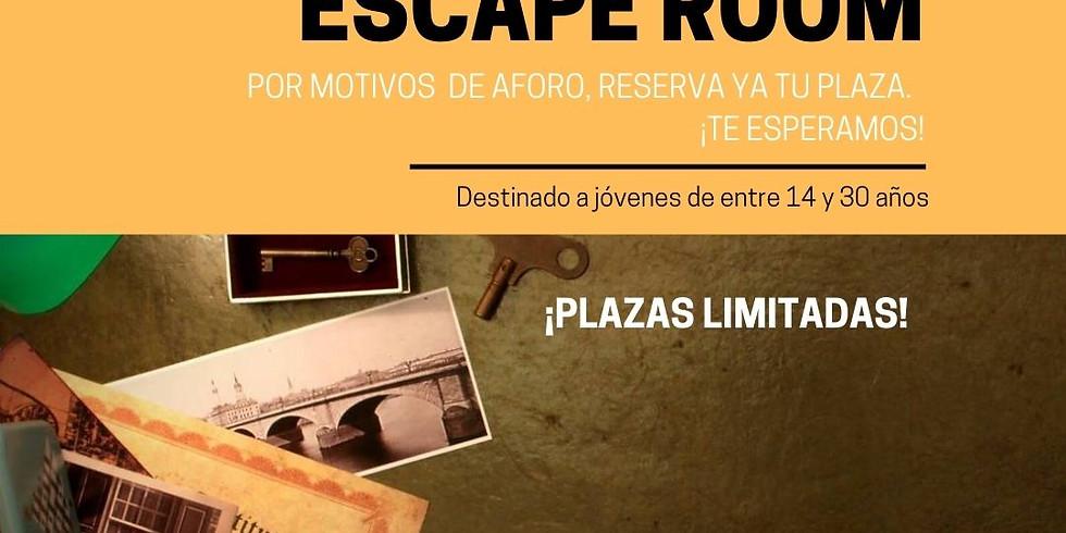 Escape Room - Punto Joven Santa Úrsula
