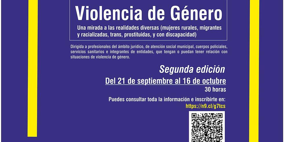 Violencia de Género: Una mirada a las realidades diversas (Segunda Edición)