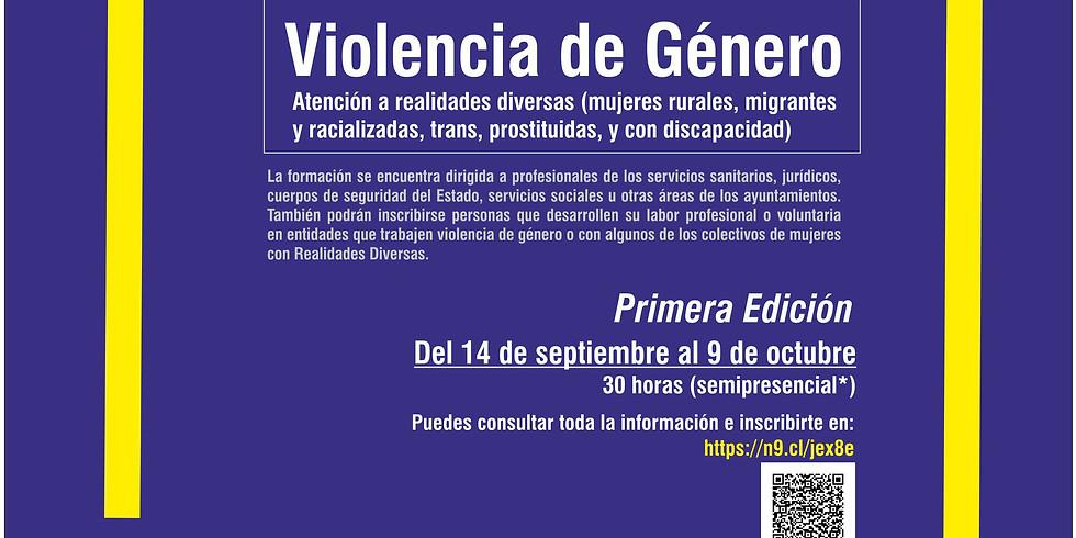 Violencia de Género: Una mirada a las realidades diversas (Primera Edición)