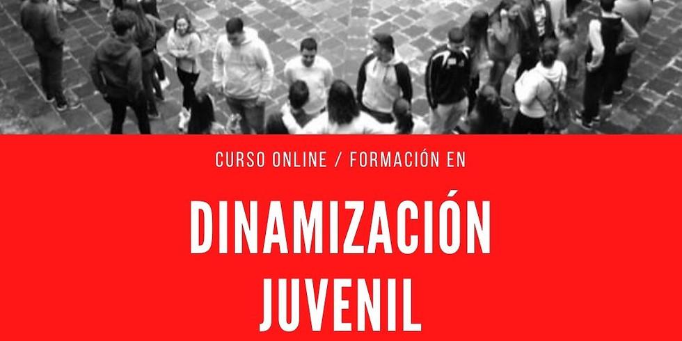 Proyecto Espabilé: Curso Online - Formación en Dinamización Juvenil
