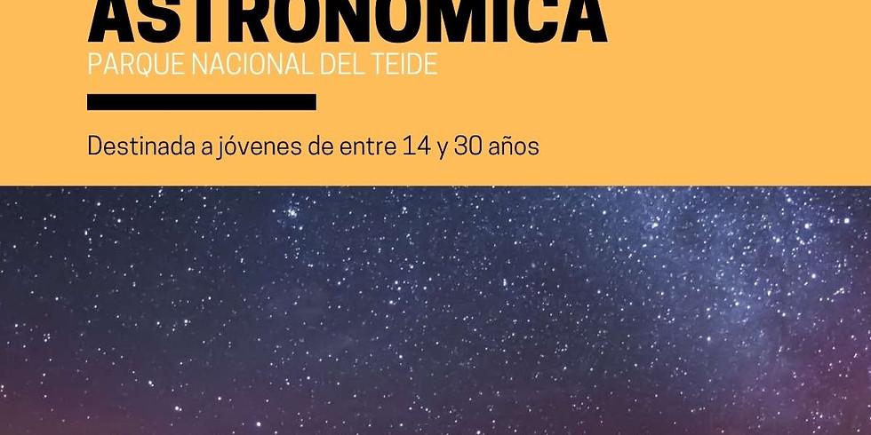 Ruta Astronómica - Punto Joven