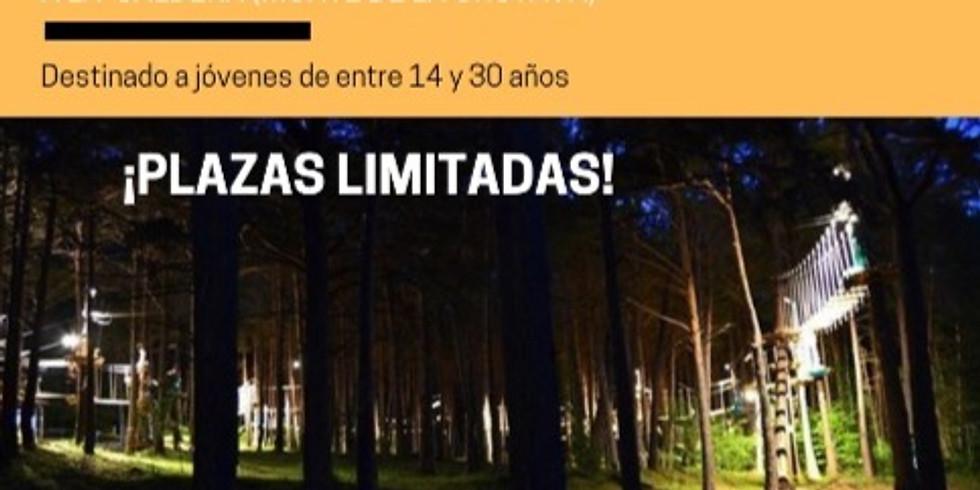 ¡NOS VAMOS DE AVENTURA NOCTURNA!