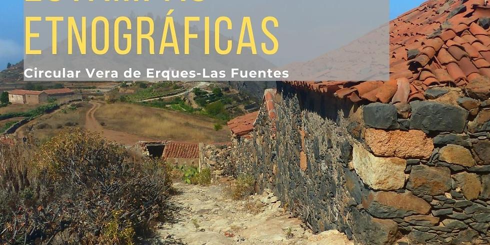 Proyecto de promoción del Patrimonio de Guía de Isora: Ruta circular Vera de Erques