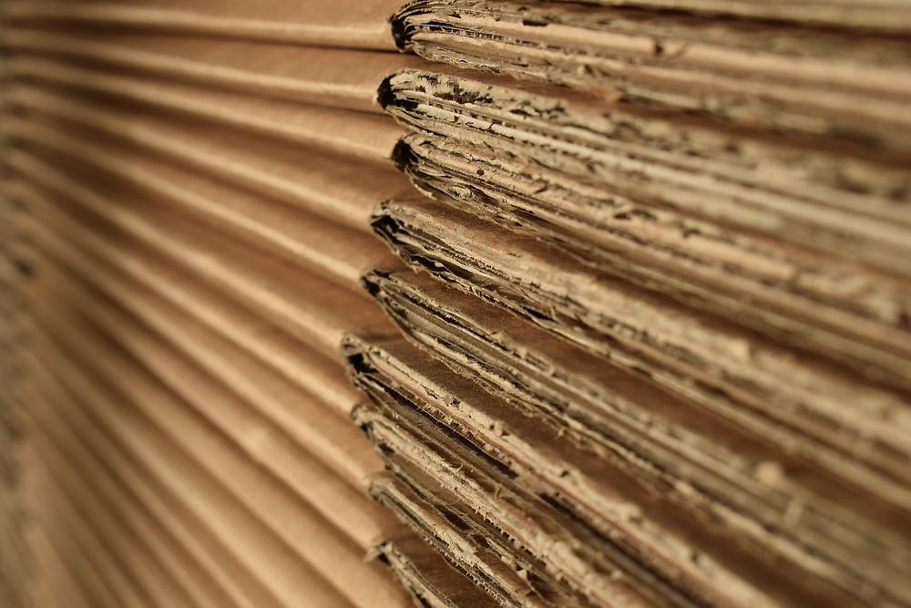 Lainepapist pappkastid ja pappkarbid
