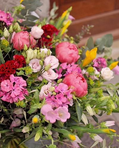 Fleurs de saison - Couleur