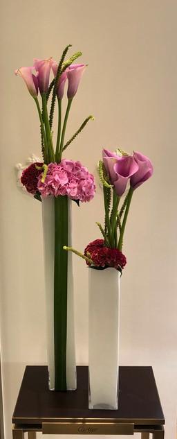 Abonnement floral haut de gamme lyon