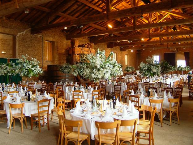 décoration florale mariage chateau lyon