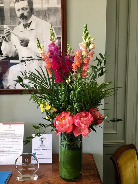 fleuriste lyon abonnement floral lyon