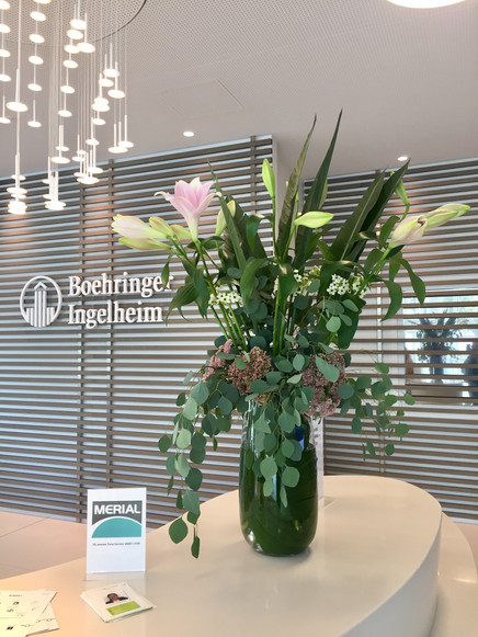 Abonnement floral lyon fleuriste lyon