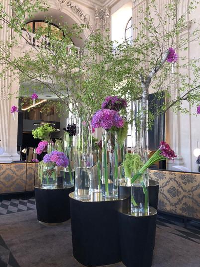 Abonnement floral lyon - fleuriste haut de gamme lyon