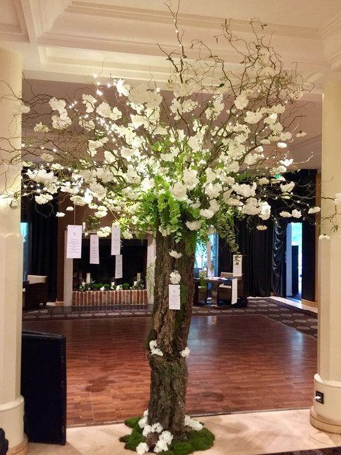 fleuriste mariage lyon - décorateur floral lyon