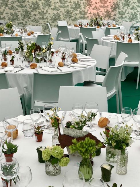 fleuriste mariage lyon - décoration florale évènement lyon
