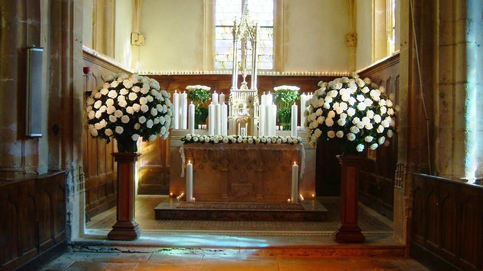fleuriste lyon mariage - décorateur floral lyon