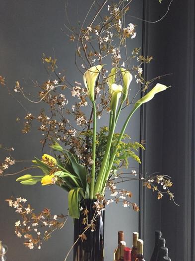 Abonnement fleurs lyon - Décoration florale hôtel lyon