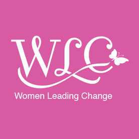 Women Leading Change Logo and Flyer