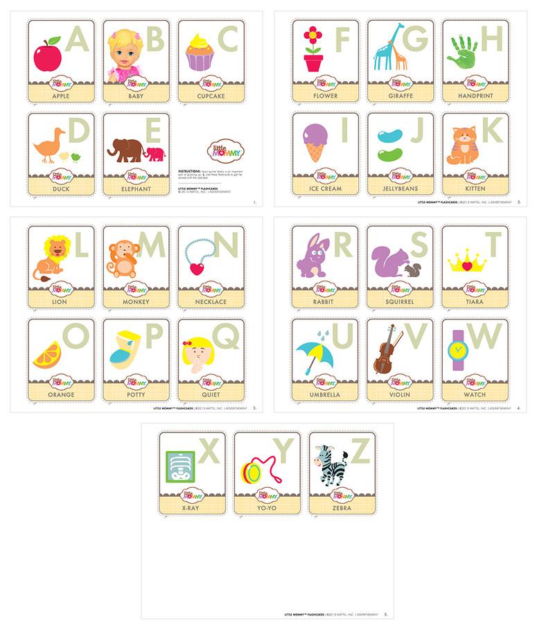 Flash Cards Printable