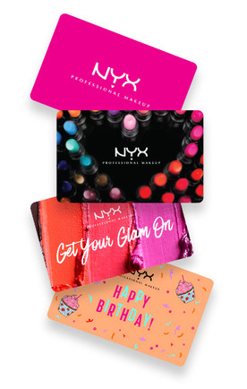 Gift Card Design and Landing Page