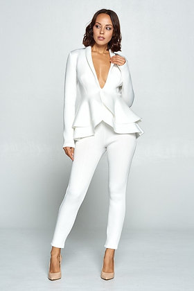 White Out | 2 Piece Suit