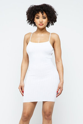 Im Back Out | Mini Dress