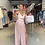 Thumbnail: Whats Mine Is Mine | Pink Skirt Set