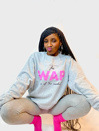 WAP Off The Market | Grey Sweatshirt