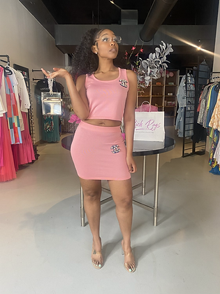 All About Coco   Skirt Set