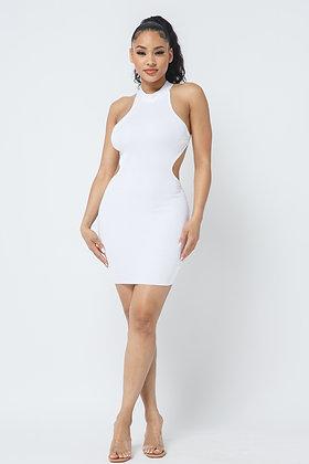 Cross It Out | Mini Dress