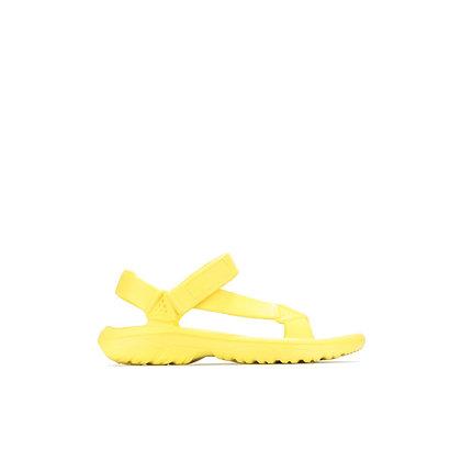 Sporty Strap Sandal | Yellow