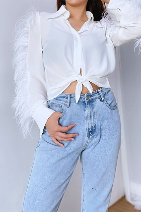 Ruffle My Feather | Blouse