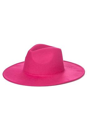 Chic Wide Brim Hat