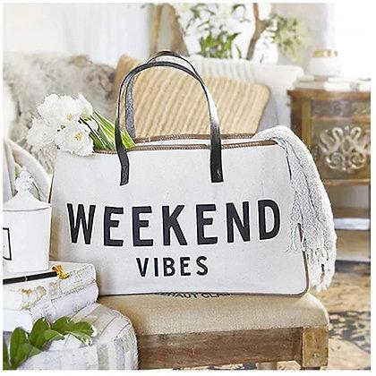 Weekend Vibe | Tote