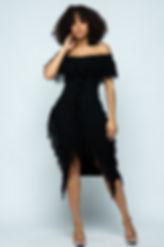 Ebony | Black Midi Dress.jpg