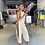Thumbnail: Jasmine   Khaki Jumpsuit