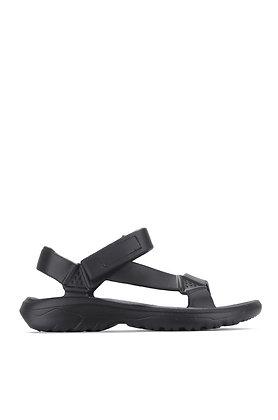 Sporty Strap Sandal | Black