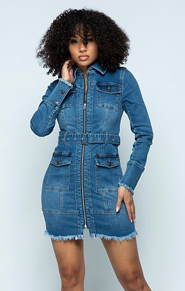 Rocksi | Denim Dress