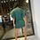 Thumbnail: Ring The Alarm | Hunter Green Bell Sleeve Dress
