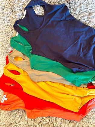 Simplicity   Bright Colored Bodysuits