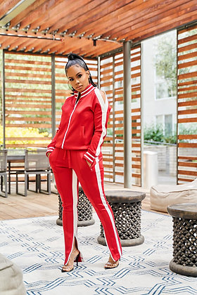 Fired Up | Track Suit