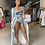 Thumbnail: Money Moves | Bodysuit Coverup Set