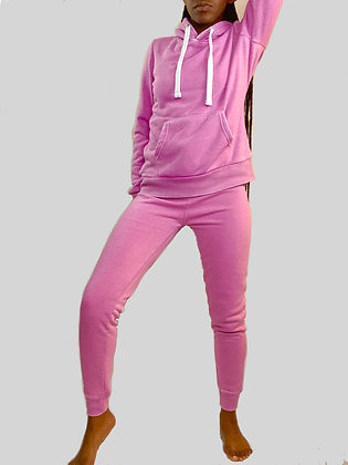 So Chilled Out   Orchid Jogger Set