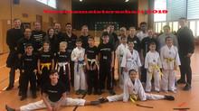 Vereinsturnier das Kampfsportteams Bühl-Rastatt in der Bachschloßhalle