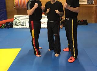 Kampfrichterlehrgang und Sparringstreff