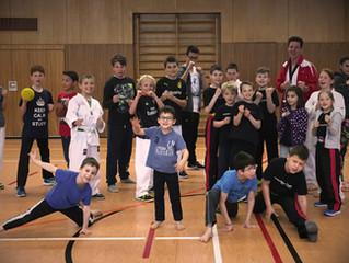 Kindercamp Kampfsportteam