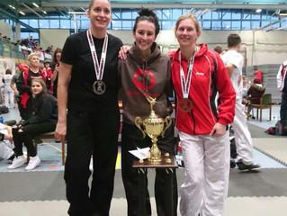 Vier Mal Gold im Kickboxen