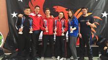 Landesmeisterschaft WKU und ISKA Kaderlehrgang